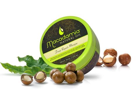 Kem hấp đặt trị chuyên sâu Macadamia